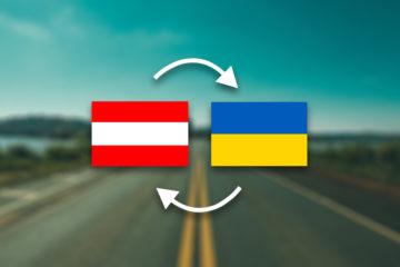Грузоперевозки Австрия — Украина