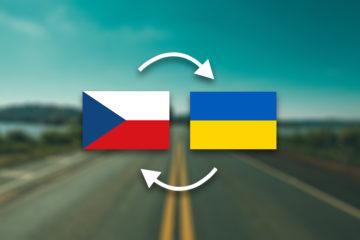 Грузоперевозки Чехия — Украина