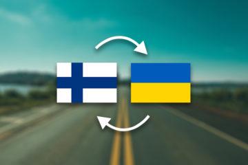 Грузоперевозки Финляндия — Украина