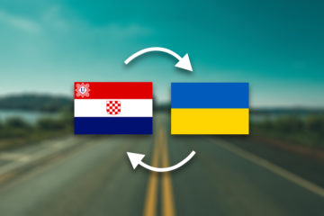 Грузоперевозки Хорватия — Украина