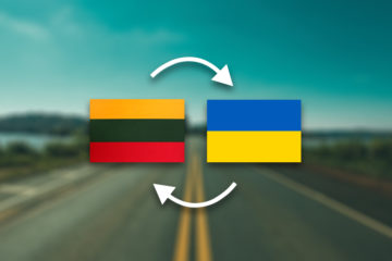 Грузоперевозки Литва — Украина