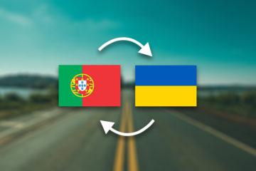 Грузоперевозки Португалия — Украина