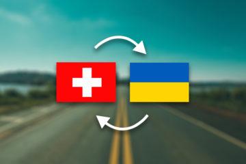 Грузоперевозки Швейцария — Украина