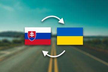 Грузоперевозки Словакия — Украина