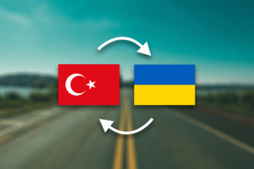 Грузоперевозки Турция — Украина